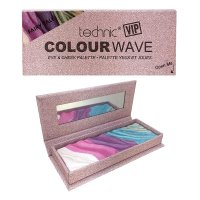 Technic VIP Colour Wave Eye & Cheek Palette 18.5g (6 UNITS)
