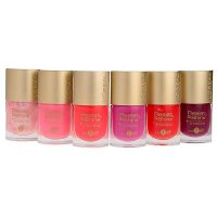 L'Oreal Resist & Shine Titanium Nail Polish 9ml (24 UNITS)