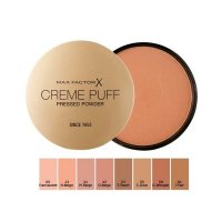 Max Factor Creme Puff Compact Refill Press Powder 21g (3 UNITS)