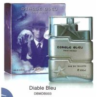 CL Diable Bleu 100ml EDT Spray Men (3 UNITS)