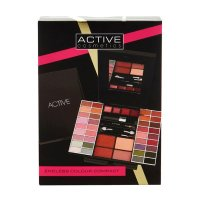 Active Glamour Endless Colour Compact Gift Set (6 UNITS)