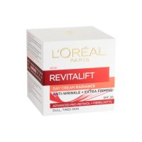 L'Oreal New Revitalift Day Cream Anti-Wrinkle 50ml (6 UNITS)