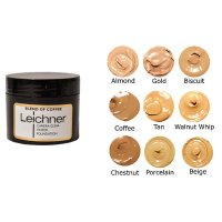 Leichner Camera Clear Tinted Foundation Pots 30ml (3 UNITS)