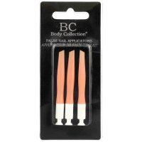Body Collection False Nail Applicators 3 Pack CARDED (12 UNITS)