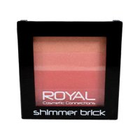 Royal Cosmetics Connections Shimmer Brick 9g (12 UNITS)
