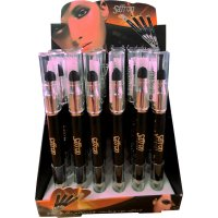 Saffron Smooth Eyeshader Black Pencil (24 UNITS)