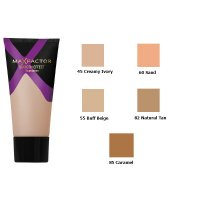 Max Factor Smooth Effect Foundation 30ml (3 UNITS)