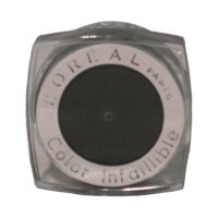 L'Oreal Color Infallible Ultimate Black Eye Shadow 3.5g (3 UNITS