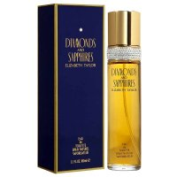 Elizabeth Taylor Diamonds & Sapphires 100ml EDT Spray (EACH)