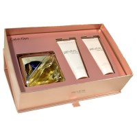 Calvin Klein CK Reveal 100ml 3pc Gift Set Ladies (EACH)