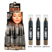 W7 Brow Sweep Grooming Crayon 3.2g BULK (576 UNITS)