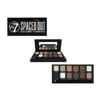 W7 Spaced Out Galactic Glimmers 12pc Eye Contour Palette (6 UNTS