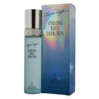 Elizabeth Taylor Sparkling White Diamonds 100ml EDT Spray (EACH)