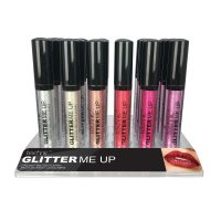 Technic Glitter Me Up Glitter Lipgloss 5ml (24 UNITS)