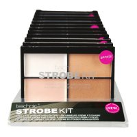 Technic Strobe Kit Cream & Powder Highlighters Palette (12 UNITS