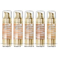 Max Factor Skin Luminizer Miracle Foundation 30ml (3 UNITS)