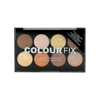 Technic Colour Fix 8pc Highlighter Palette (12 UNITS)