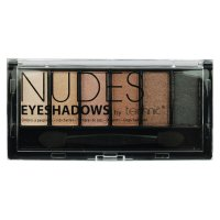 Technic 6pc Eyeshadow Set - Nudes (12 UNITS)