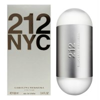 Carolina Herrera 212 NYC 100ml EDT Spray Ladies (EACH)