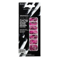 Maybelline Color Show Fashion Print Nail Stickers BULK (144 UNIT