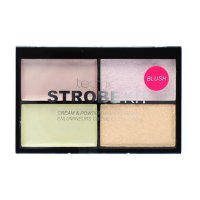 Technic Strobe Kit 4pc Cream & Powder Highlighters (12 UNITS)