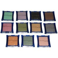 Maybelline Expertwear Mono Eyeshadows (3 UNITS)