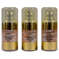Max Factor Eye Luminizer Brightener 15ml (3 UNITS)