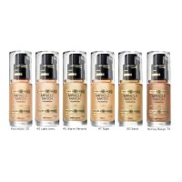 Max Factor Miracle Match Blur & Nourish Foundation (3 UNITS)