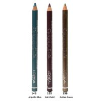 L'Oreal Contour Khol Eye Pencils (12 UNITS)