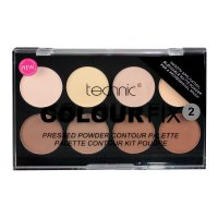 Technic Colour Fix 2 Pressed Powder Contour Palette BULK (72 UNT