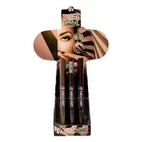 W7 Twist & Shape 2 In 1 Easy Twist Brow Pencil & Comb (24 UNITS)