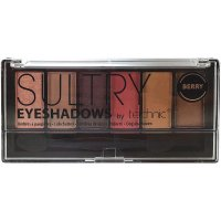Technic Sultry EyeShadows Berry 6x1.2g (12 UNITS)