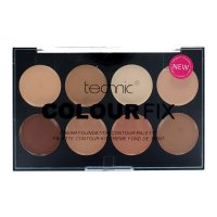 Technic Colour Fix Cream Foundation Contour Palette (12 UNITS)