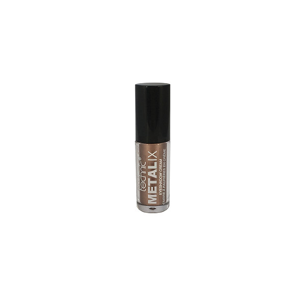 Technic Metalix Eyeshadow Cream 6ml - 4 Taupe Be (12 UNITS) - Click Image to Close