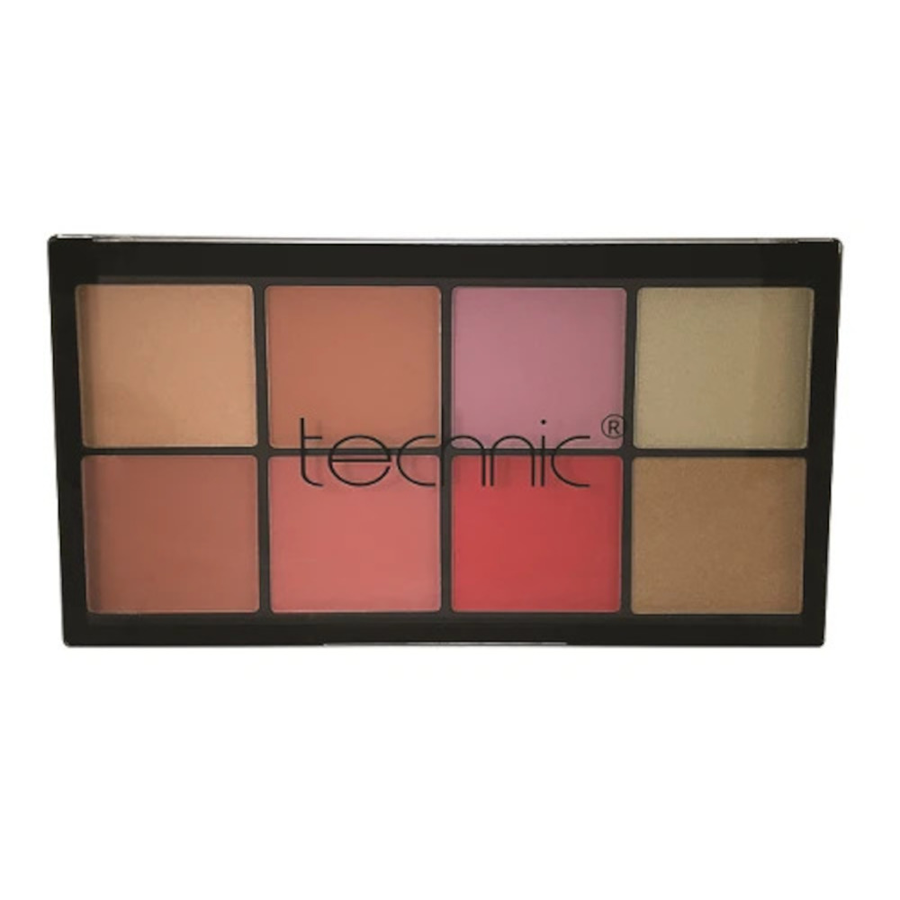 Technic Tropical Paradise Blush&Highlight Palette 32g (12 UNITS) - Click Image to Close