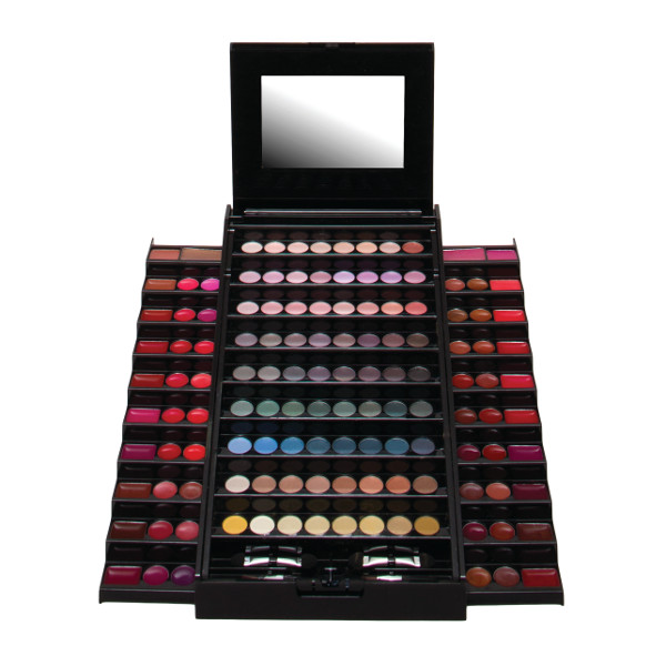Technic Colour Pyramid Make-Up Palette Gift Set (4 UNITS) - Click Image to Close