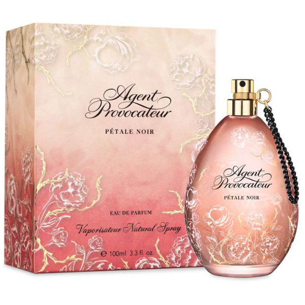 Agent Provocateur Petale Noir 100ml EDP Spray Ladies (EACH) - Click Image to Close