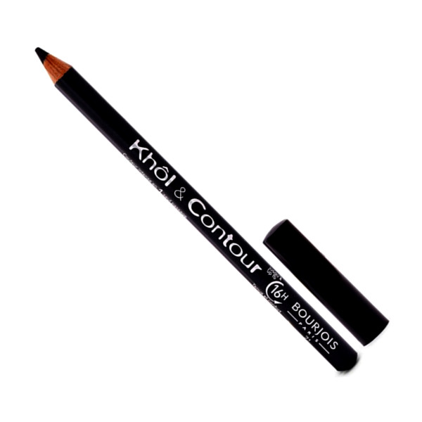 Bourjois Khol & Contour 16H Eye Pencil - 71 Ultra Black (3 UNITS - Click Image to Close