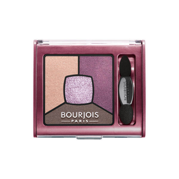 Bourjois Smoky Quad Eyeshadow Palette 3.2g (3 UNITS) - Click Image to Close