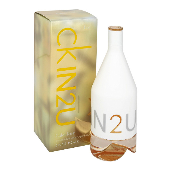 Calvin Klein CK In 2U 150ml EDT Spray Ladies (EACH) - Click Image to Close