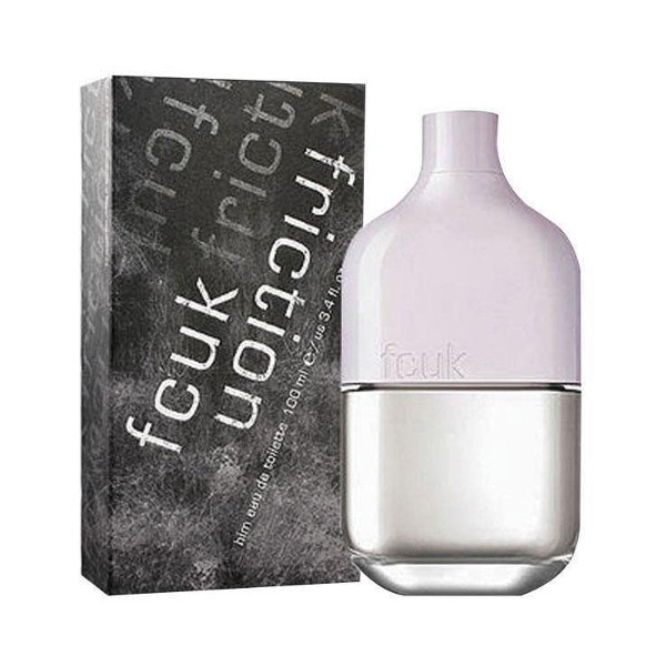 FCUK Friction Him 100ml EDT Spray For Men (EACH) - Click Image to Close