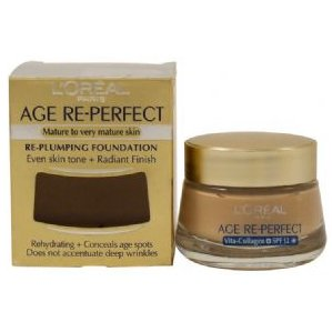 Oreal Age Re-Perfect Foundation 30ml BOXED (12 UNITS