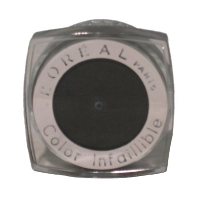 L'Oreal Color Infallible Ultimate Black Eye Shadow 3.5g (3 UNITS - Click Image to Close