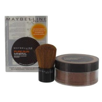 Maybelline Pure Sun Mineral Bronzing Shimmer Powder 8g (3 UNITS) - Click Image to Close