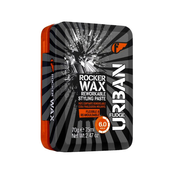Urban Fudge Rocker Wax Reworkable Styling Paste 70g (16 UNITS) - Click Image to Close