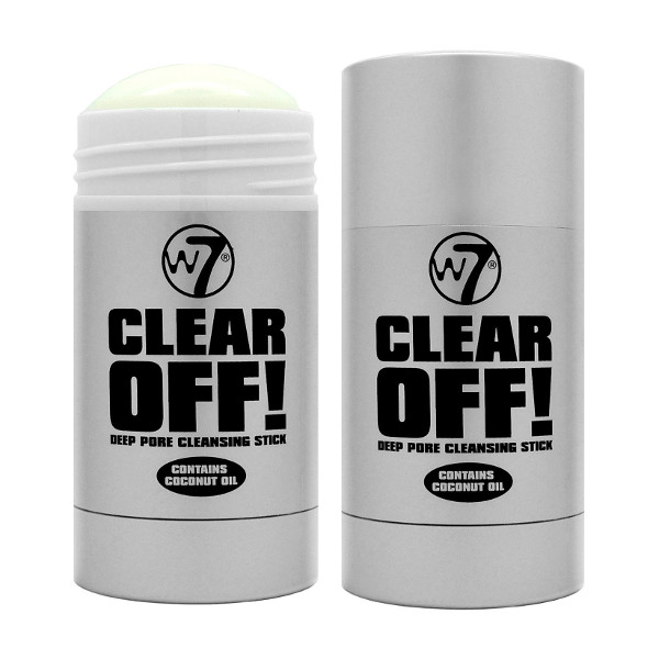 W7 Clear Off! Deep Pore Cleansing Stick 28g (12 UNITS) - Click Image to Close